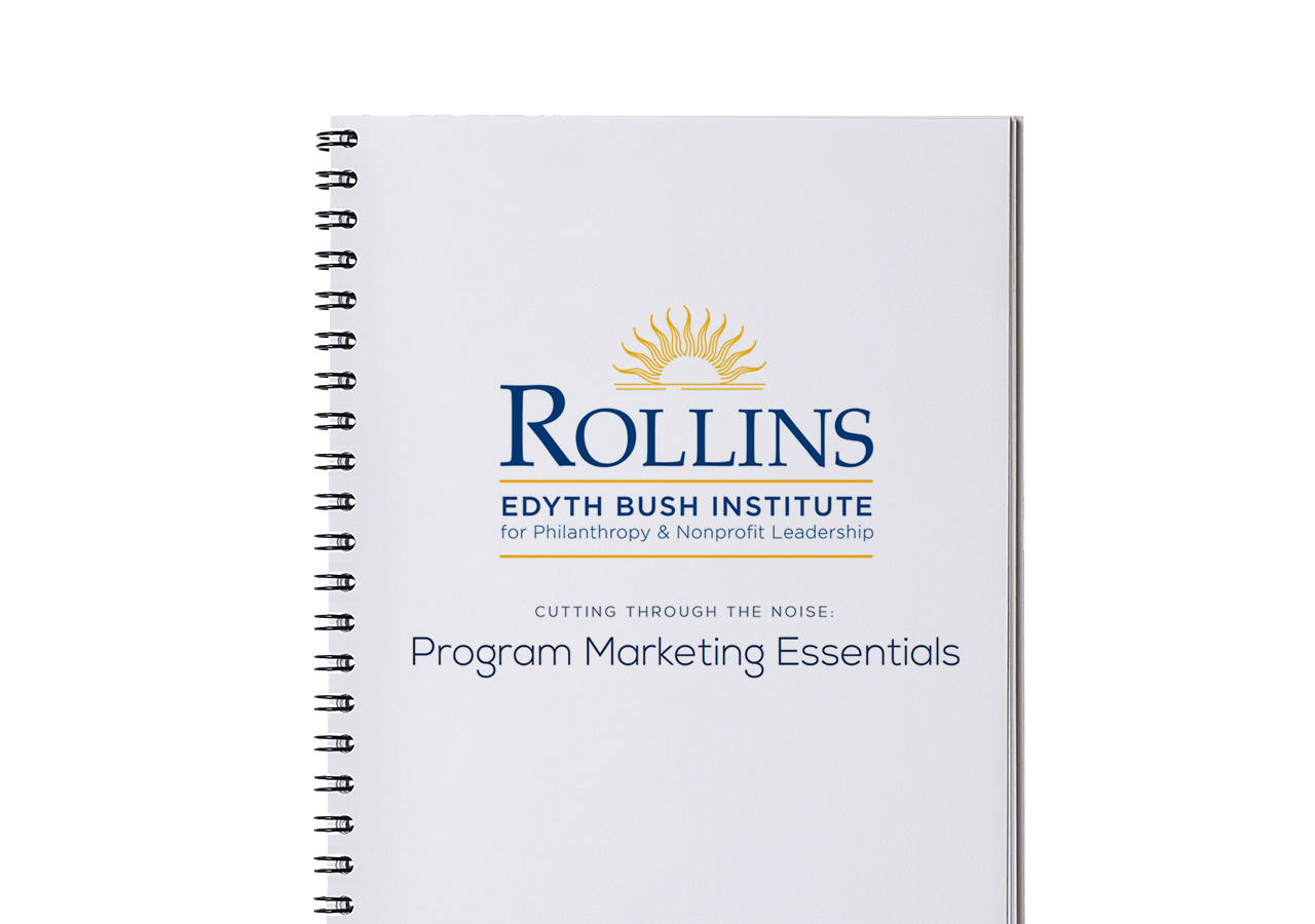 Rollins Booklet Creative Design